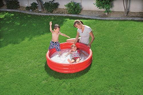 Amazon.com: 3 Anillo Splash & Play piscina hinchable ...