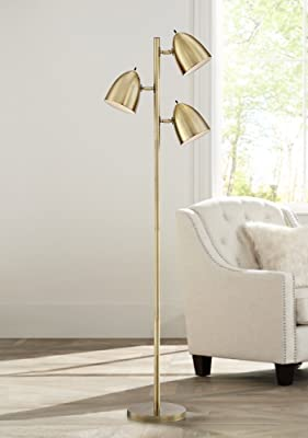 Aaron-Aged-Brass-3-Light-Floor-Lamp