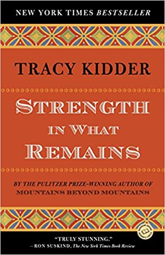 Strength in What Remains Random House Readers Circle: Amazon ...