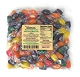 hard candies fruit flavored - Yankee Traders Assorted Fruit Flavored Barrels, Hard Candy - 2 Pounds