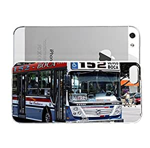 Raniangs Case for iPhone 5&5s Colectiuo Filebuenos Aires Colectiuo 152 120209 111746 Jpg Wikimedia Transport In Argentina iPhone 5 Case