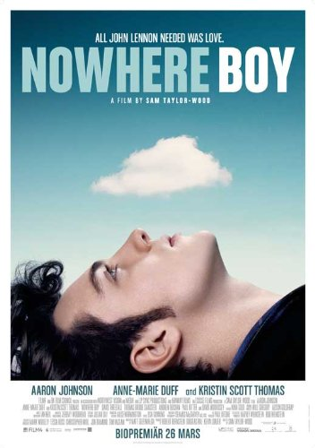 a3058f923c8 Nowhere Boy Poster Movie Swedish 11 x 17 Inches - 28cm x 44cm Aaron Johnson  Kristin
