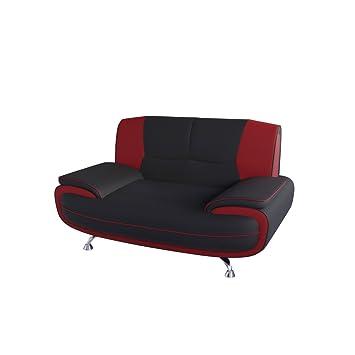 Mirjan24 Zweisitzer Sofa Palermo 2, Relaxsofa vom Hersteller ...
