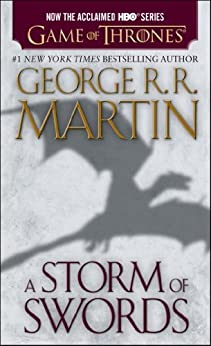 Storm Swords Song Fire Book ebook product image