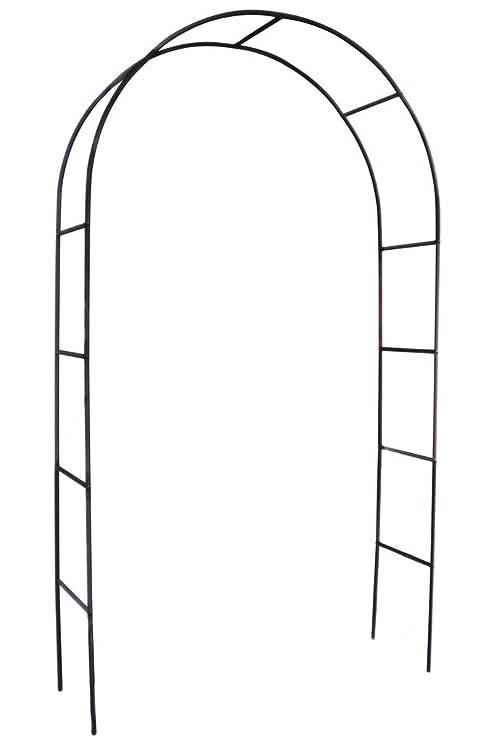 Go Steel Garden Arch, 7u00278 High X 4u00275 Wide