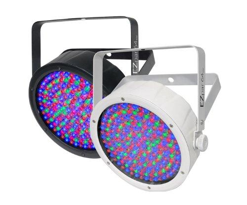 CHAUVET DJ EZpar 64 RGBA Battery-Powered LED Wash Light - White | LED Lighting