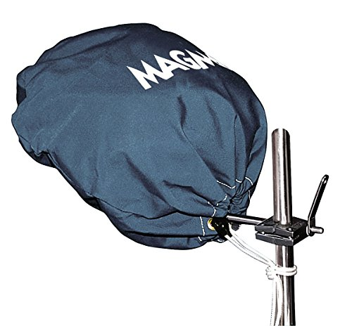 (Magma Products, A10-191CN Cover (Captains Navy), Sunbrella, Marine Kettle Grill Original Size)