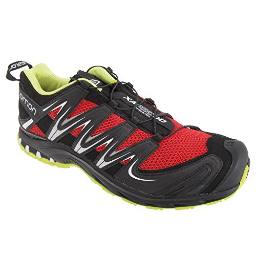 Salomon Mens XA Pro 3D Quicklace Trainers/Shoes Quick q8kBy