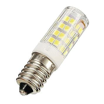 MOOUK E14 Bombillas LED pequeña Rosca Base 5W no Regulable Bombilla LED Ahorro de energía Bombillas