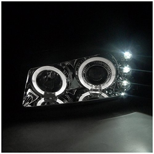 3Rd Third Led Chrome Brake Light Lamp Spec-D Tuning LT-SIV07RBCLED-CY Chevy Chevrolet 1500 2500 3500 Hd Lt Ls