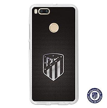 df6aa5a32e65 Atlético de Madrid Carcasa Escudo Plata para Xiaomi MI A1-5X  Amazon.es   Electrónica