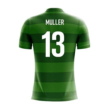 newest f959f 3ed24 Amazon.com : 2018-19 Germany Airo Concept Away Football ...