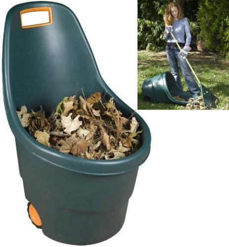 Good Ideas con Ruedas Garden tamaño Grande para Hacer Compost 55 ...