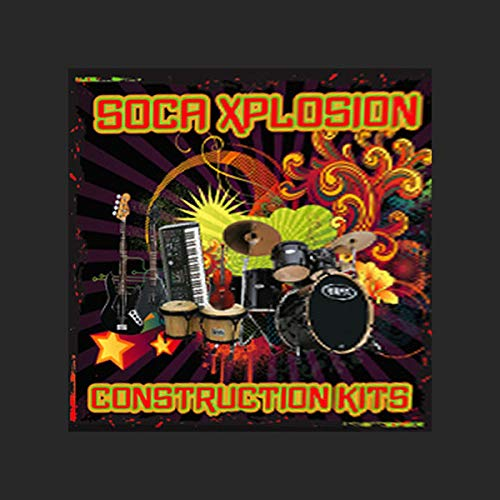 Soca Xplosion - Download Samples and Loops for Soca/ Calypso Music Production - Its time to blow your horns and wave your hands in the air, its carnival time as Producer Pa... [WAV] [Instant Download] ()