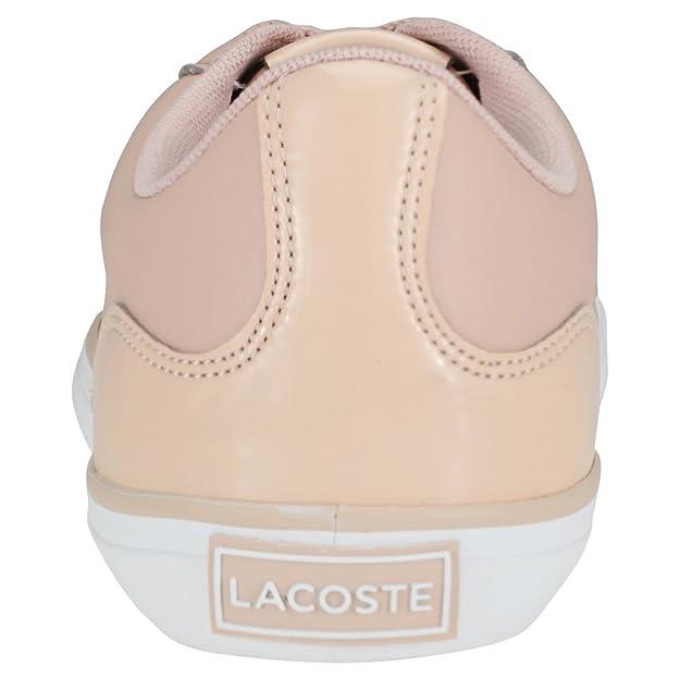 c33171b1d0 Lacoste Lerond 118 1 QSP CAW Natural: Amazon.fr: Chaussures et Sacs