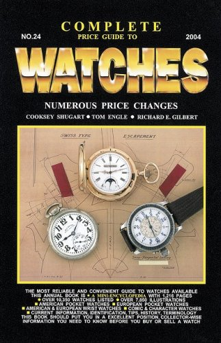 Books : Complete Price Guide to Watches