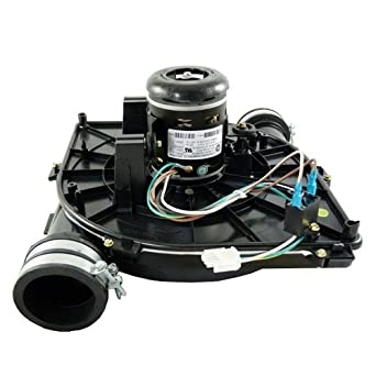 Replacement for Payne Furnace Vent Venter Exhaust Draft Inducer Motor Kit ER318984-753
