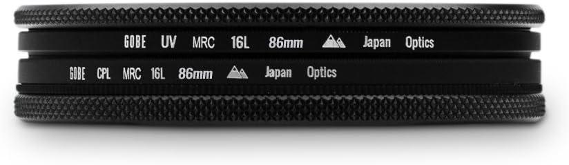 Polfilter - Filter Kit 2Peak CPL Gobe 67 mm UV Filter