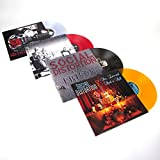 Social Distortion: The Independent Years - 1983-2004 (Colored Vinyl) Vinyl 4LP Boxset