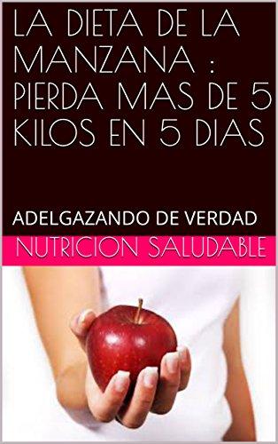 dieta de la manzana 5 dias funciona