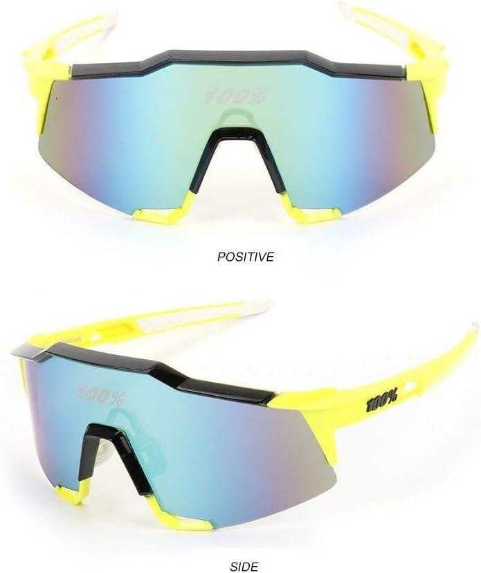 Tr90 Cadre Ultra-l/éger et PC lentille UV400 Hommes et Femmes Protection Color : E WYJJJJJ Lunettes de Soleil polarisantes Sport Hommes et des Femmes /à v/élo Lunettes