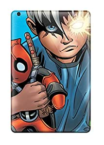 Randall A. Stewart's Shop Discount Hot Tpu Cover Case For Ipad/ Mini 3 Case Cover Skin - Cable And Deadpool