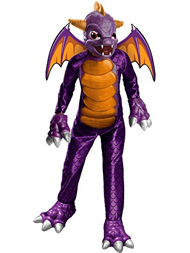 Skylanders Spyro's Adventure, Deluxe Spyro Costume, Medium