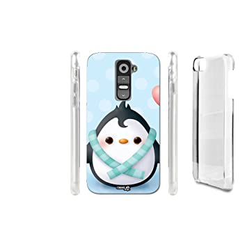 CaseLabDesigns Funda Carcasa PINGUINO Kawaii para LG G2 Mini ...