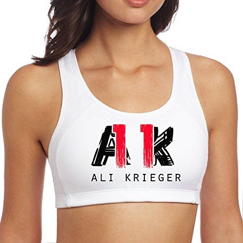 Price comparison product image JXMD Women's Particular Ali Krieger 11 Aerobics Gym Bra