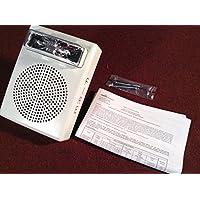 Wheelock - E50-24MCW-FW - Semi-Flush speaker/strobe White, 15/30/75/110 cd, 25/75 vrms. 1/8 -2 watts