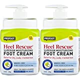 PROFOOT Heel Rescue Foot Cream 16 oz, Non-Greasy Foot Cream Ideal for Cracked