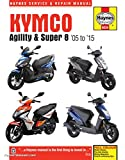 H6034 Kymco 2005-2015 Agility & Super 8 Haynes Scooter Repair Manual