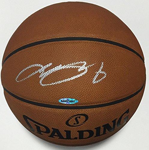 - LeBron James Autographed Basketball - Cavaliers COA - Upper Deck Certified - Autographed Basketballs