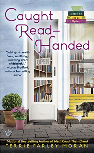 Caught Read-Handed (Read Em and Eat Mystery Book 2)