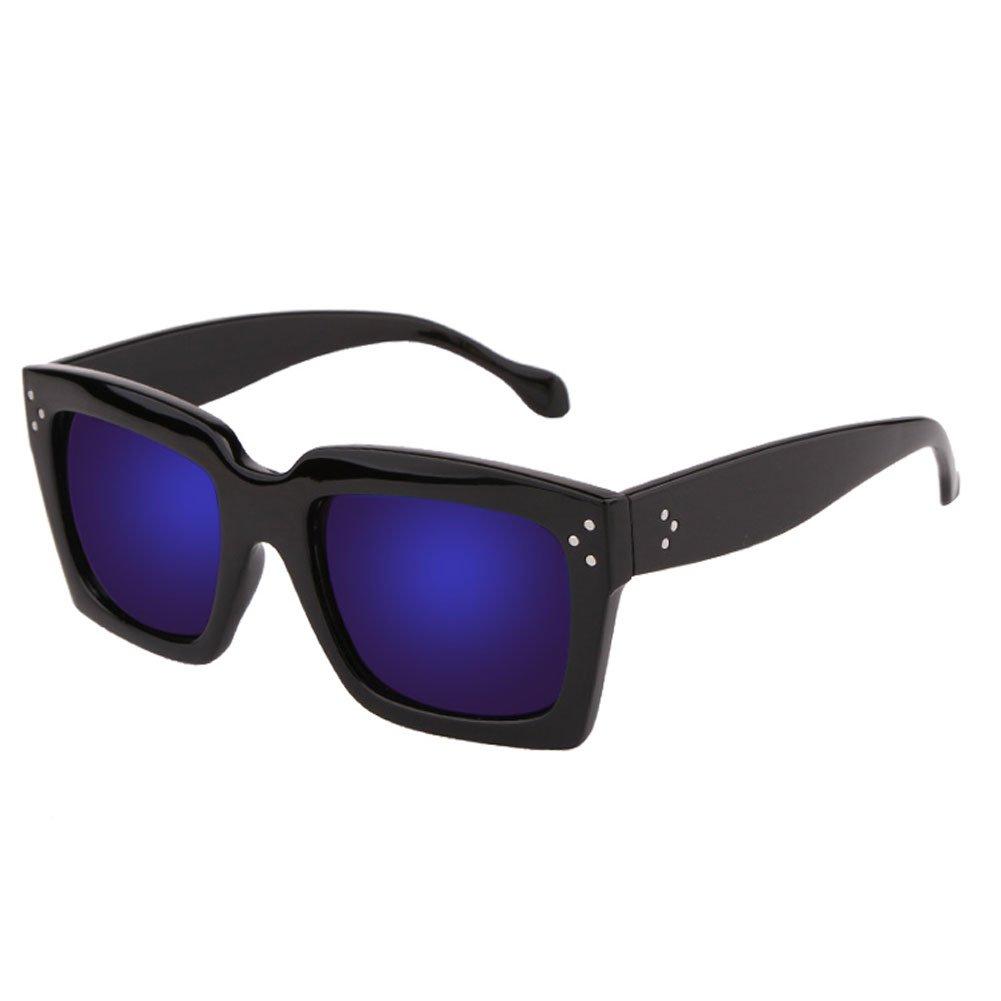3 H.ZHOU Sunglasses Female UV Predection Sunglasses Big Box Sunglasses Ladies Glasses (color   3)