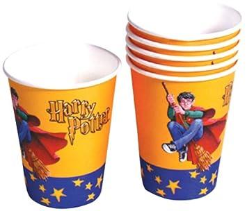 Rubie`s - Paquete 6 vasos harry potter: Amazon.es: Juguetes ...