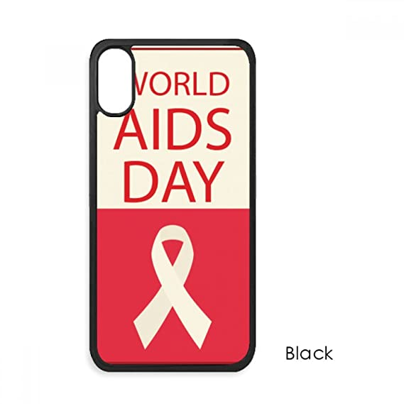 Amazon Red Ribbon 1st December World Symbol For Iphone X Cases