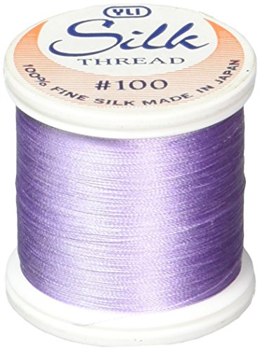 YLI 20210-204 Silk Thread 100 Weight 200 Meters-