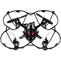 JJRC H6C RC Quadcopter 2.4G RTF 4CH 6 Axis Gyro Mini RC Drone RC Helicopter with HD 2MP Camera Red