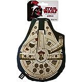 Star Wars Millennium Falcon Disc Dog Toy, Small