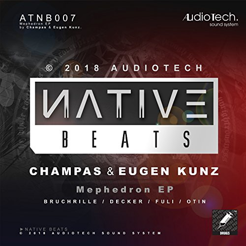 Mephedron EP - Mp3 Audiotech