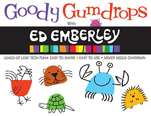 Goody Gumdrops with Ed Emberley (Ed Emberley on the Go!)