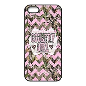 Camouflage Camo Tree Pattern Productive Back Phone Case For Apple Iphone 5 5S Cases -Pattern-5