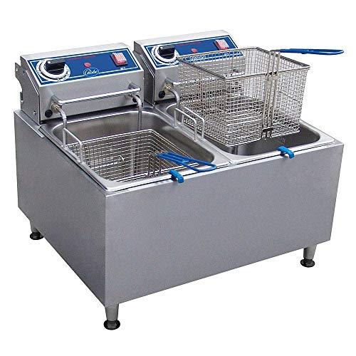 food equipment countertop electric oil