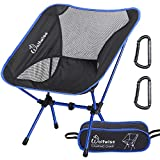 Best Camping Chairs - WolfWise Ultralight 2.2 lbs Camping Chairs with Portable Review