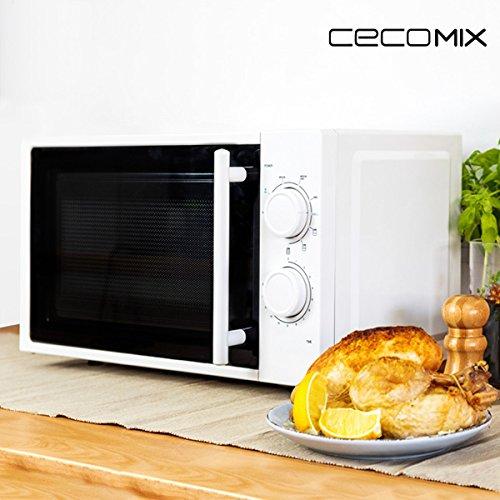Microondas con grill Cecomix 1362: Amazon.es: Hogar