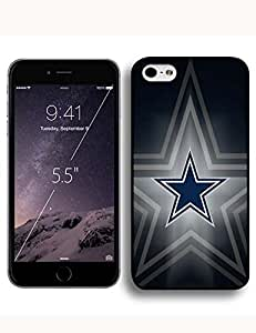 Plastic Cool (Iphone 6 Plus) Apple Case with Dallas Cowboys Team Logo