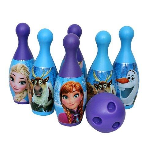 Disney Bowling Set – Frozen, Multi Color