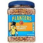 Planters Roasted Honey Peanuts, 34.5 Ounce