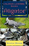 Children Learning Books – Alligator